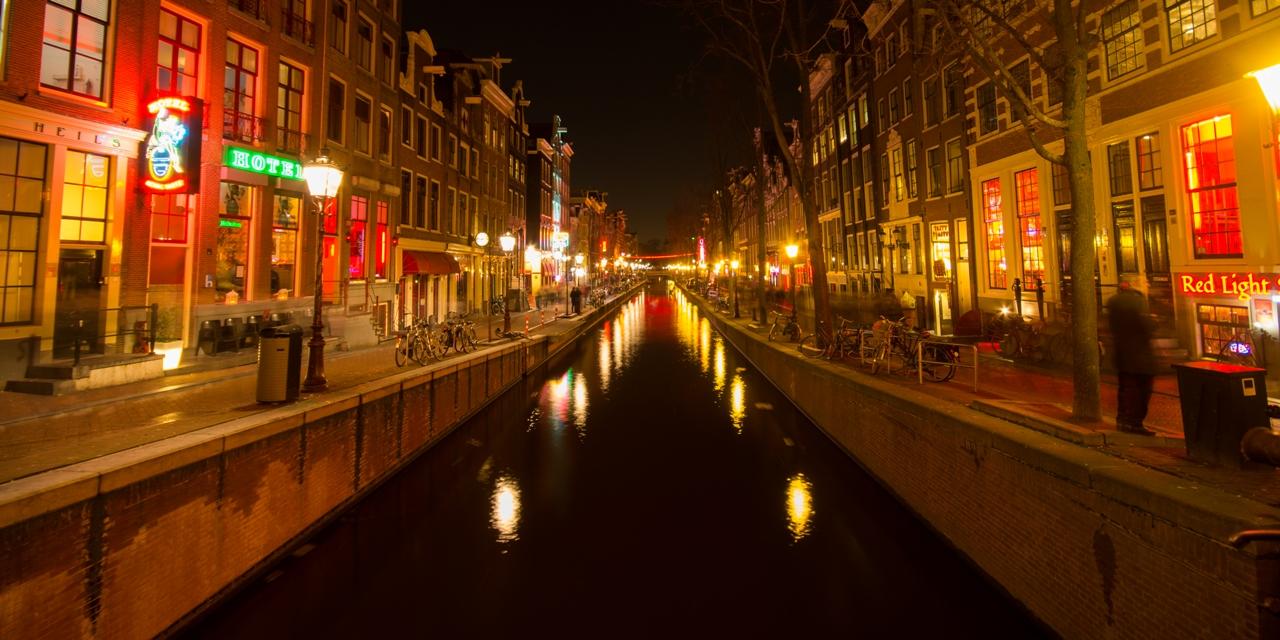 Женский секс туризм амстердам